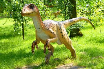Deinonychus antirrhopus, Deinonych, dinosaurs series