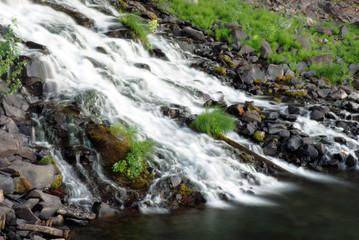 gentle water