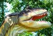 Allosaurus fragilis, Allosaur, dinosaurs series