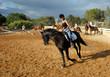 reprise d'equitation