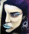 Quadro Street art