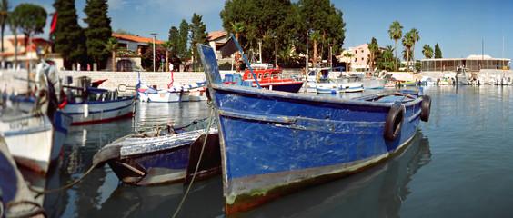 Port du Cros de Cagnes sur la Côte d'Azur