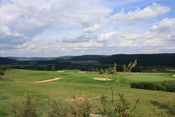 Karlstejn golf course