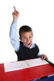 Fototapety Primary School boy