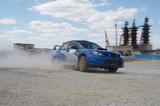 Fotoroleta Rally