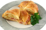 Melted Cheese Croissant 1 poster