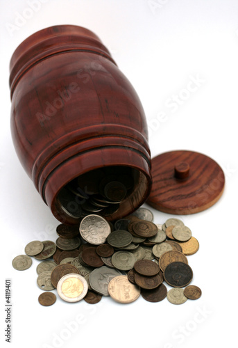 barrel and coins-3
