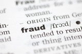 Definition of fraud poster