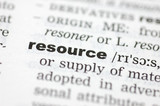 Definition of resource poster