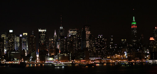 Manhattan Holiday