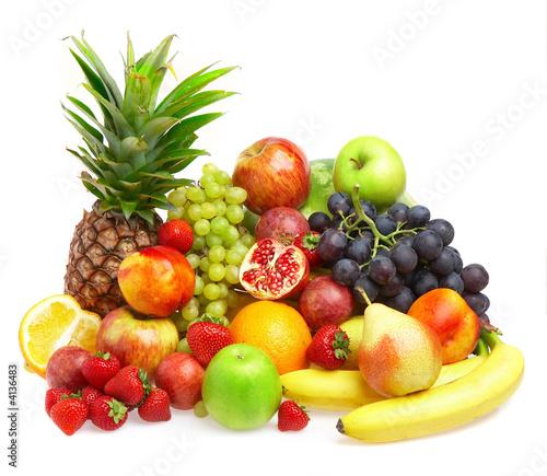 Staande foto Keuken fruit