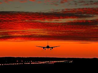 Jetlandung