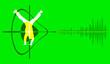 Leinwandbild Motiv Vector Breakder