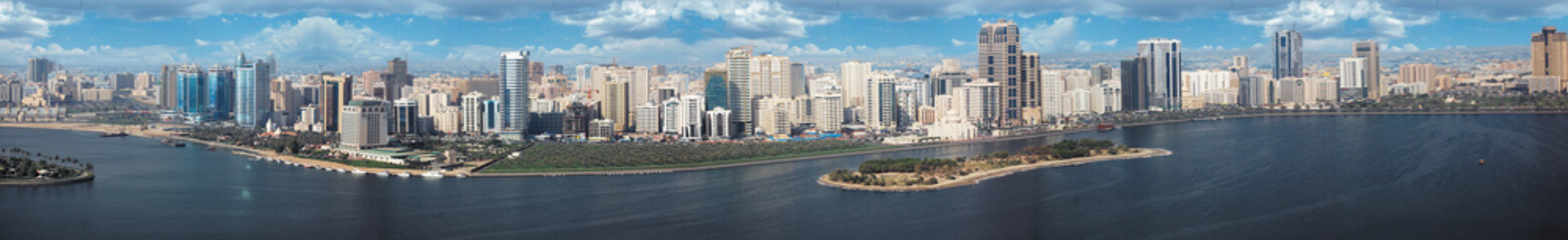 Sharjah Panorama