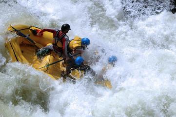 Class V Rafting