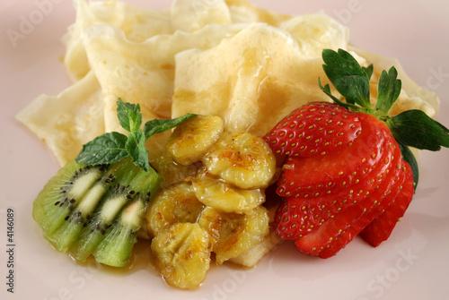 Banana Crepes 3