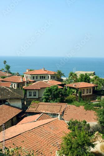 Roofs of Antalya