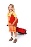 Fototapety Rentrée scolaire en maternelle
