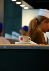 Espresso - Cup in Bar