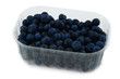 box of blueberries