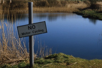 No Motor Cycling