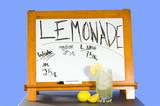 Lemonade announcement poster