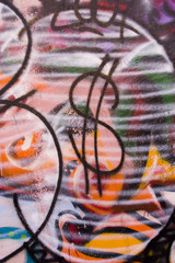 dollar graffiti