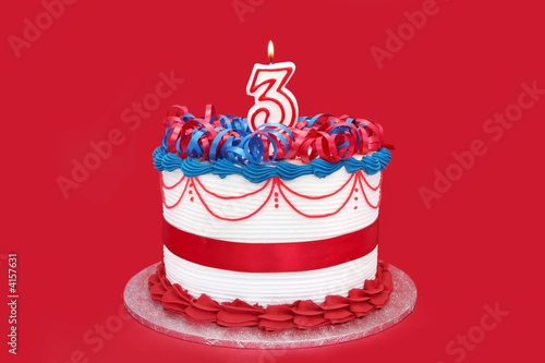 3rd Cake
