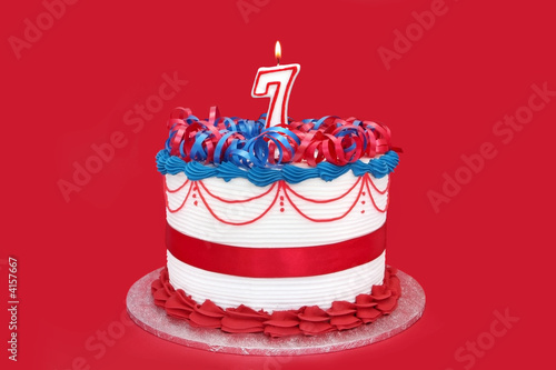 7th Cake