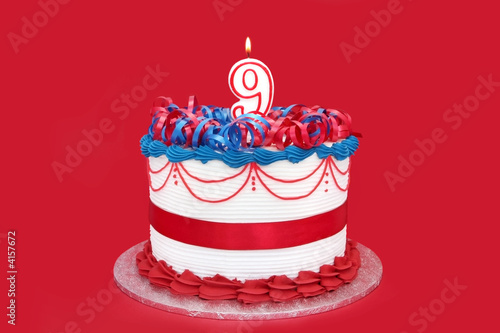 9th Cake