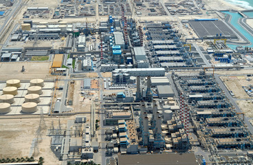 Jabel Ali Power And Desalination Station
