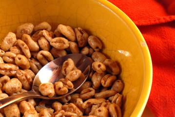 Le bol de céréales