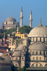 mosques and minaretes