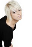 Fototapety platin blonde beauty 3