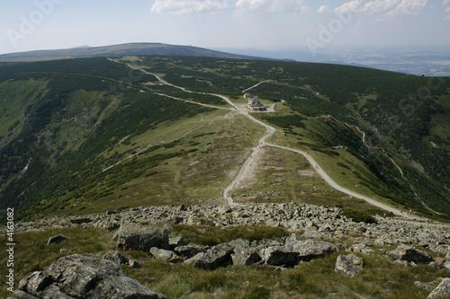 The Karkonosze Mountain 05