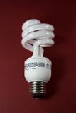 Energy Efficient Light Bulb 1 poster