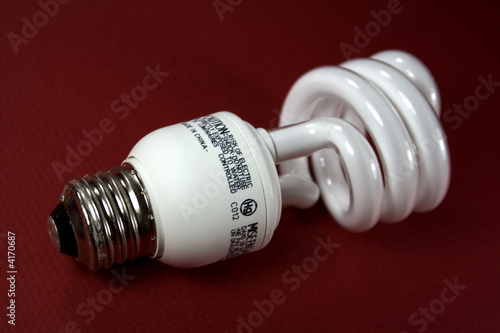Energy Efficient Light Bulb 3