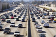 Los Angeles Freeway Traffic--the 405 - 4171675