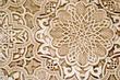 Leinwanddruck Bild - Islamic (Moorish) Art, Alhambra, Granada