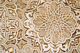 Islamic (Moorish) Art, Alhambra, Granada