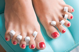 Pedicure poster