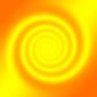Spirale gelb orange
