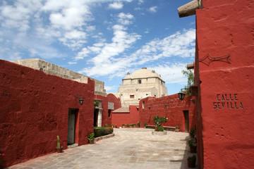 Le couvent de Santa Catalina - Arequipa