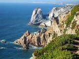 Cabo da Roca, Atlantic coastline poster