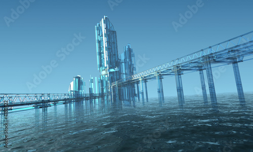 Future water city