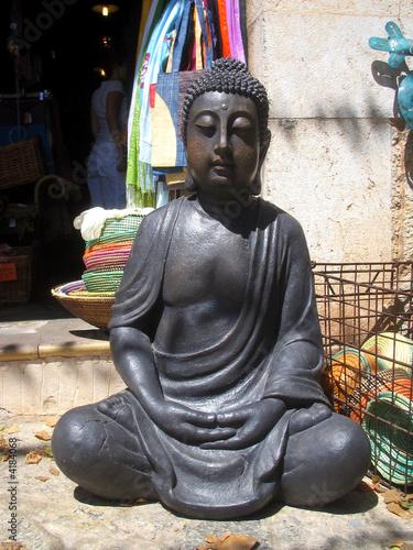 Satuette de bouddha
