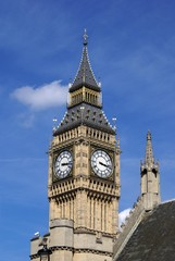 Big Ben clock. clocks