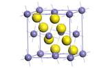 pyrite molecule poster