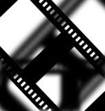Negative film strip poster