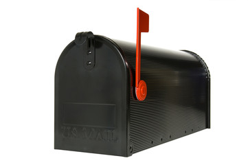 Closed mail Box